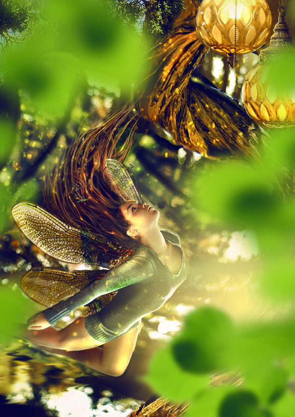Photograph Fairy by Oxana Voronina on 500px