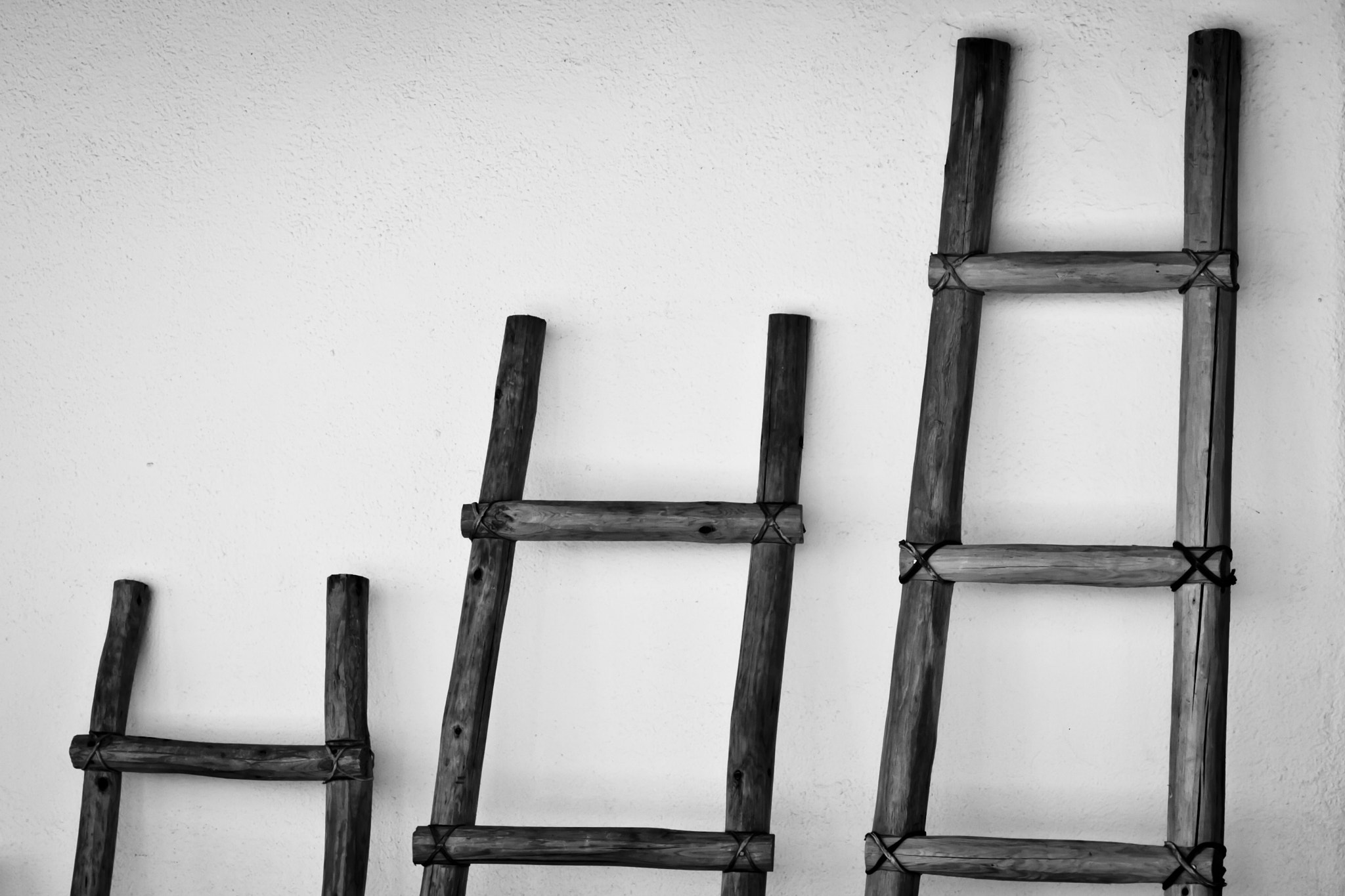 Photograph Ladders by Sequoyah Daniel on 500px