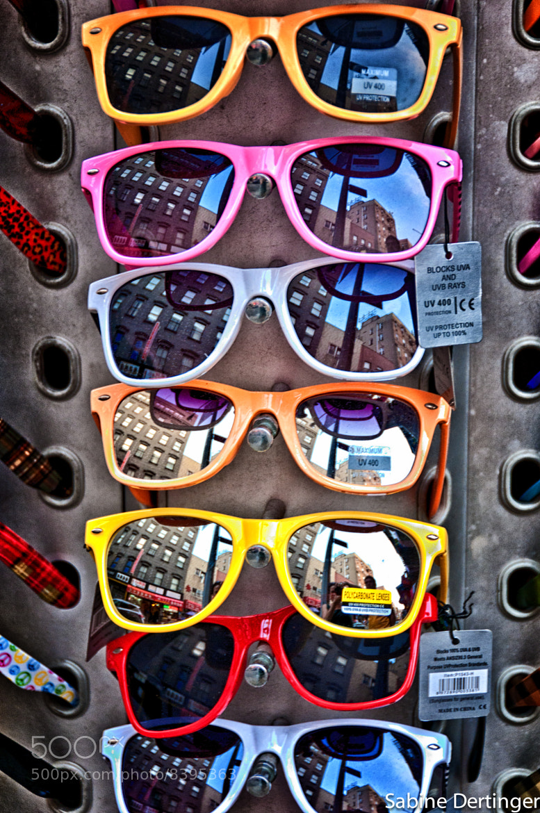 Photograph SunGlasses by Sabine Dertinger on 500px