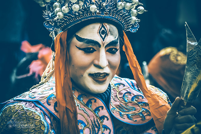 Photograph Chinese year Portrait by Gregory Guivarch on 500px