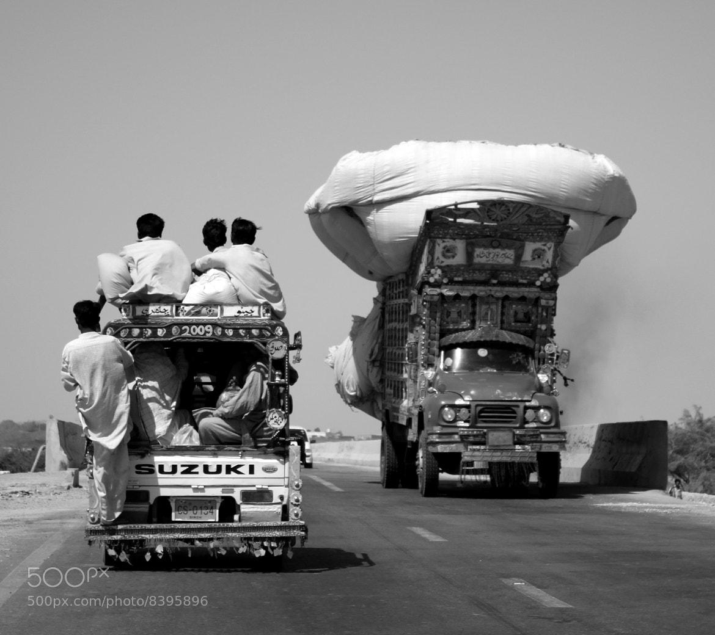 Photograph Karachi street 3 by Jan Kosela on 500px