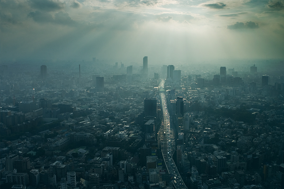 Photograph Tokyo Blues by Kim Erlandsen on 500px