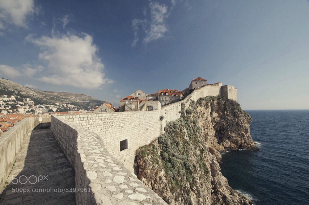 Photograph City Walls by Will Voelker on 500px