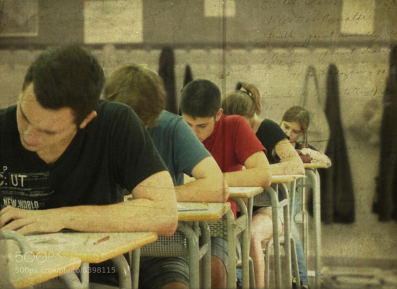 Photograph Exams by Xavi Perramon on 500px