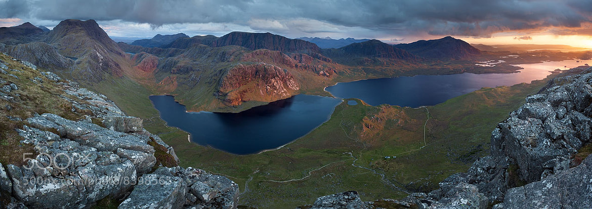 Photograph Fisherfield Vertigo by Alex Nail on 500px
