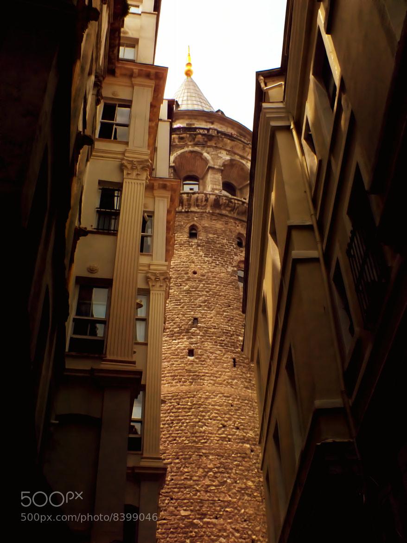 Photograph Galata Tower / Istanbul by Noyan Keskin on 500px