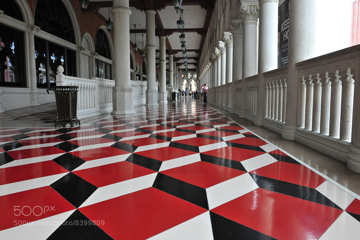 Photograph Hotel floor by Cris T on 500px