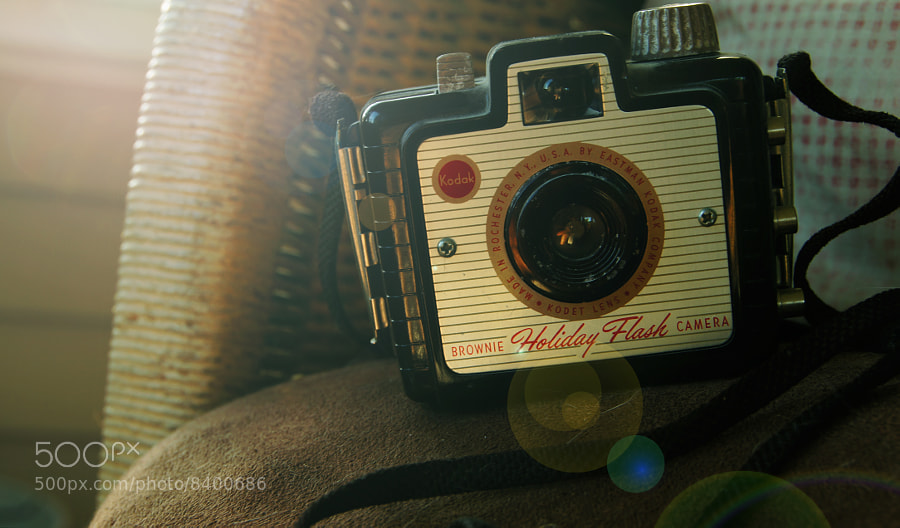 Photograph Brownie by Ryan Logan on 500px