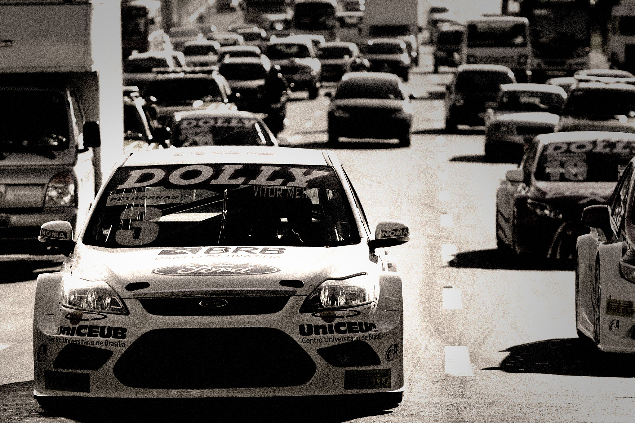 Photograph Street Racing 0003 by Bruno  Terena on 500px