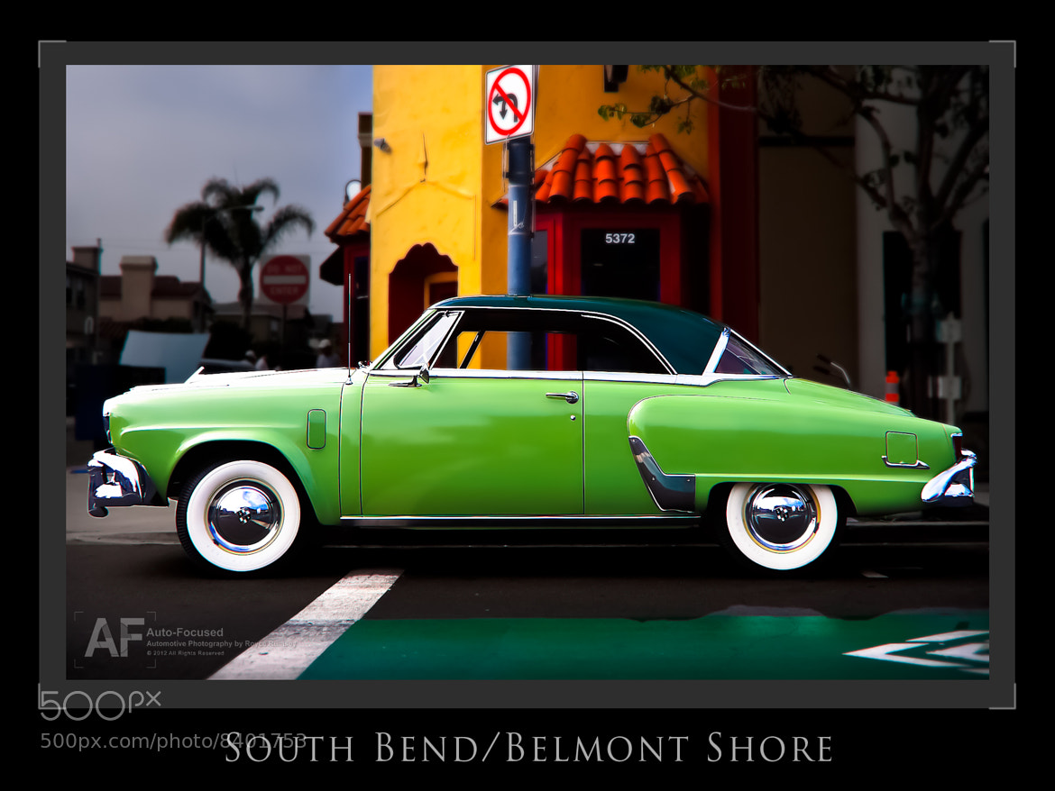 Photograph South Bend on Second Street by Royce Rumsey on 500px
