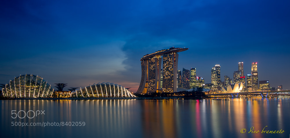 Photograph Garden by The Bay by Dino Bramanto on 500px