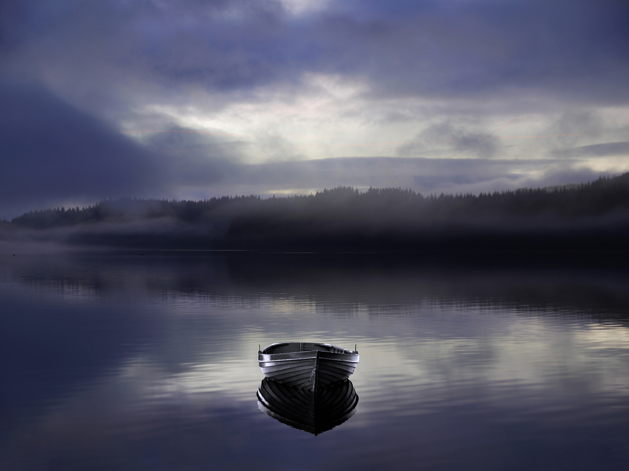 Photograph morning boat by KENNY BARKER on 500px
