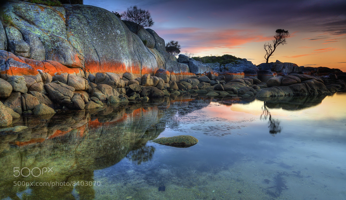 Photograph Binalong Bay by John Dekker on 500px