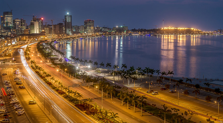 Luanda #4 by Paulo Franco on 500px.com