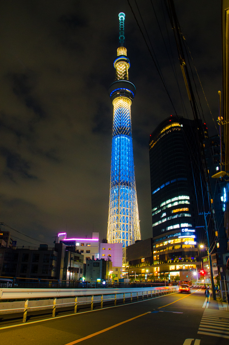 Photograph Tokyo Skytree by Note Vichayut on 500px