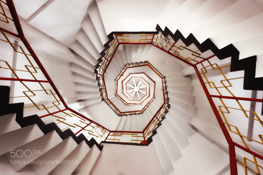 The Upward Spiral by Andy Beirne (DirectPositive)) on 500px.com