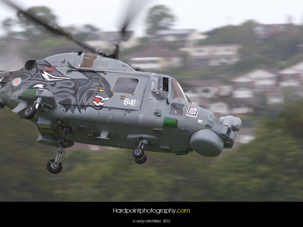 Photograph Royal Navy Lynx by Hardpoint Photography on 500px