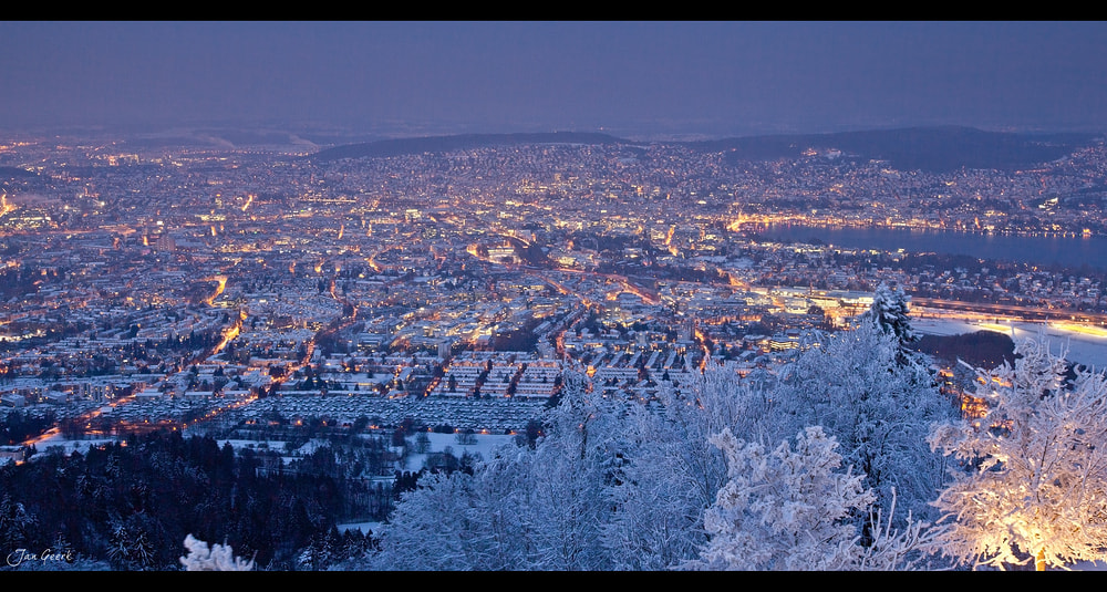 Photograph Ice Age in Zürich by Jan Geerk on 500px