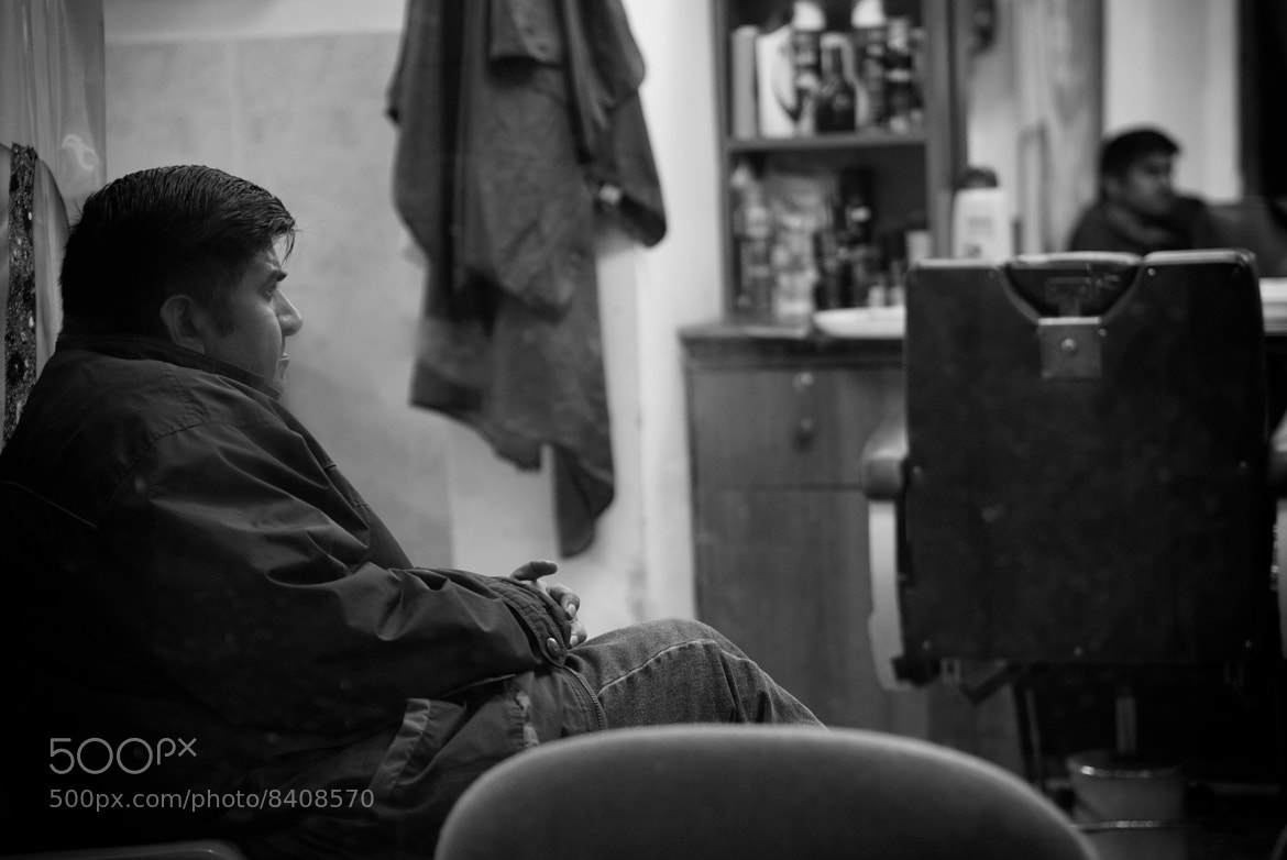 Photograph Clientless hairdresser by Eduardo Páramo on 500px