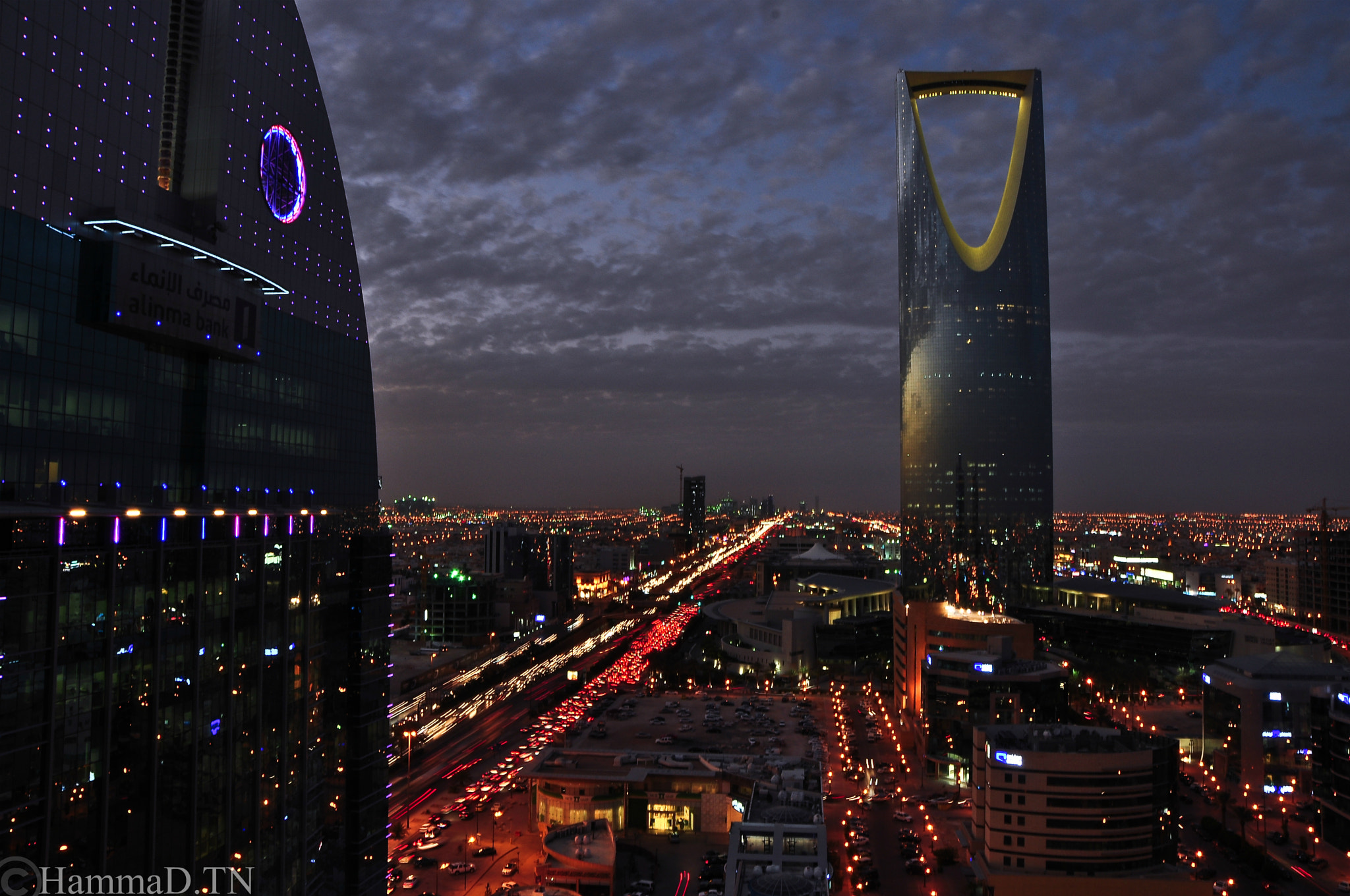 Photograph Top Of Riyadh II by HammaD TN on 500px