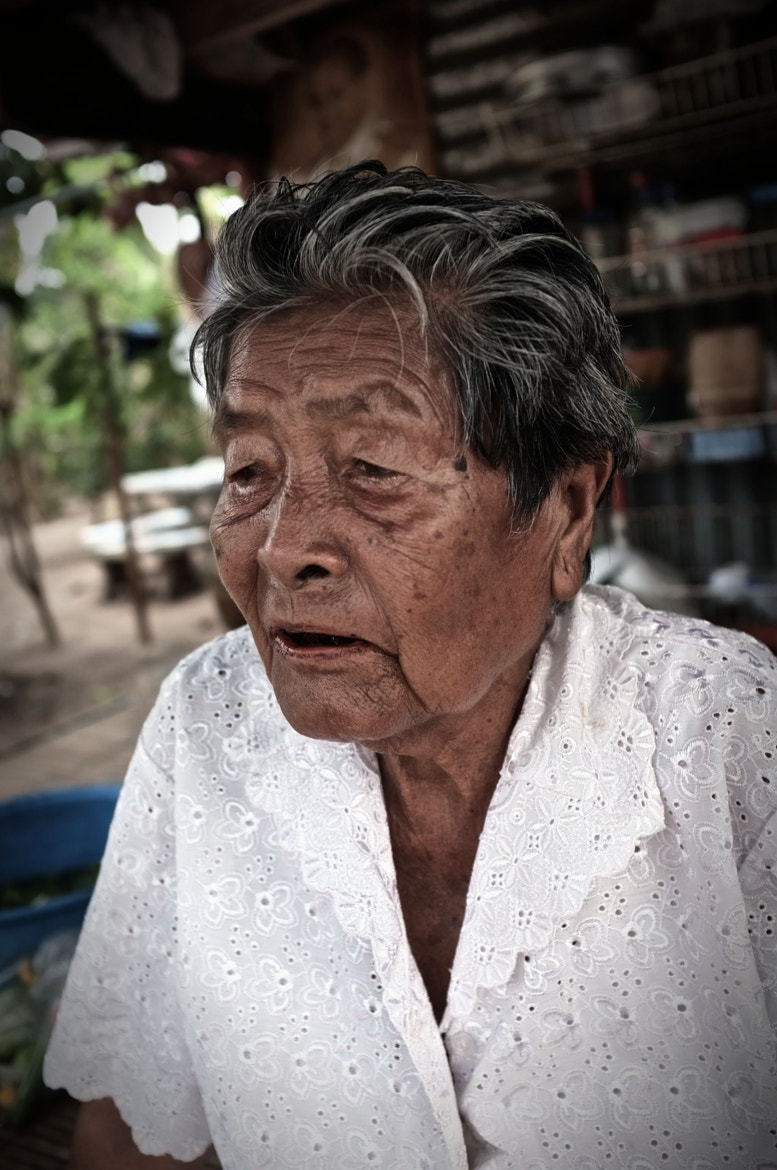 Photograph Grandmother by Matthew Richards on 500px