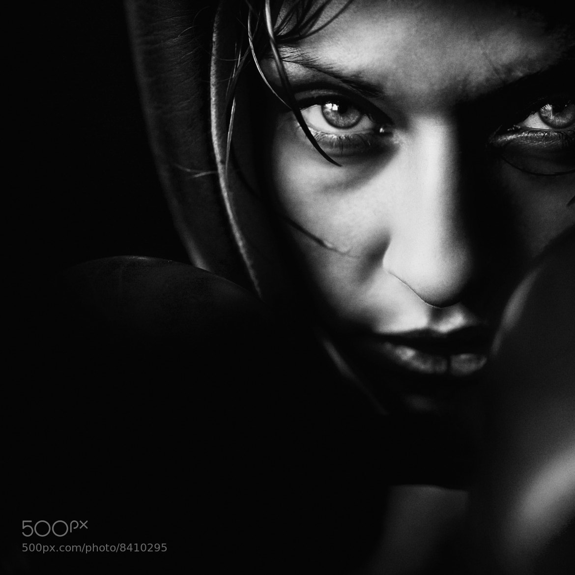 Photograph Kate. by Lee Jeffries on 500px