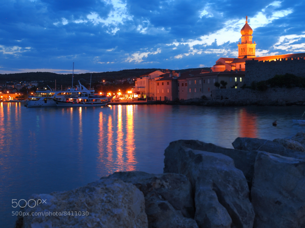Photograph Krk by Night by Kresimir Orlovic on 500px