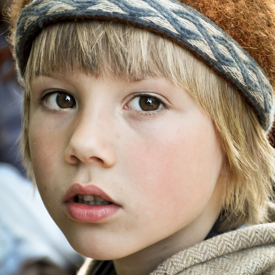 Photograph My viking son by Talitha Hoppe on 500px