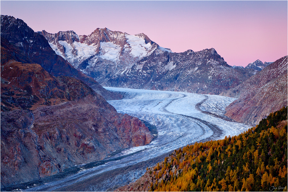 Photograph Before sunrise at the Glacier by Jan Geerk on 500px