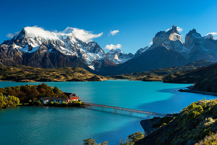Perfect Patagonia by Hougaard Malan on 500px.com