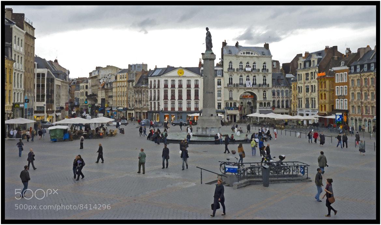Photograph Lille by Sébastien Bouvier on 500px
