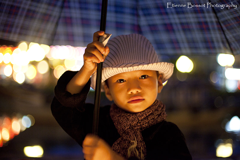 Photograph River boy by Etienne Bossot on 500px