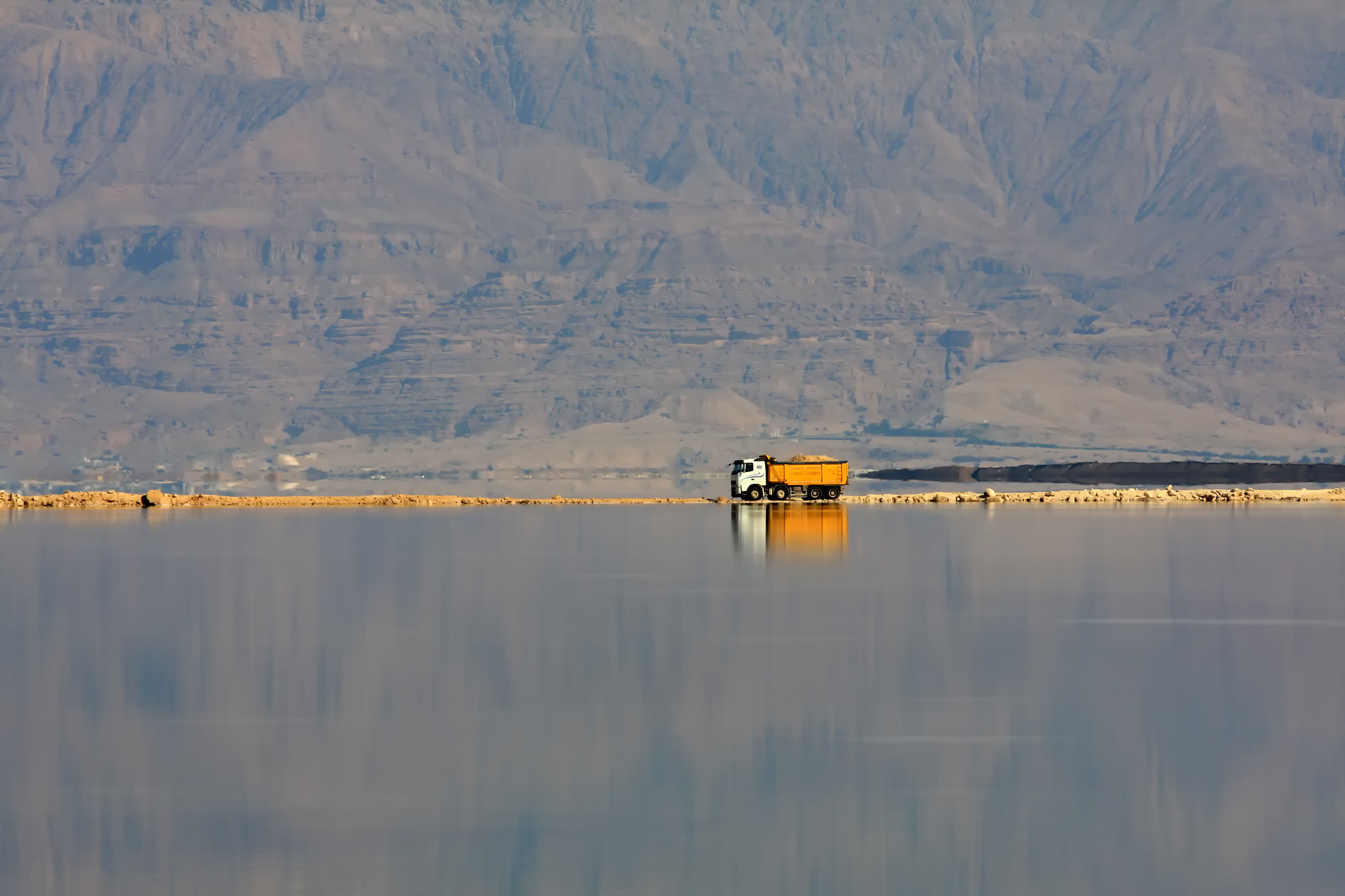 Photograph Dead Sea by Danik Charsky on 500px