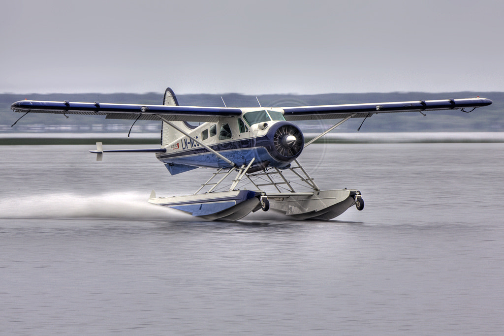 Photograph Seaplane by Ander Aguirre on 500px
