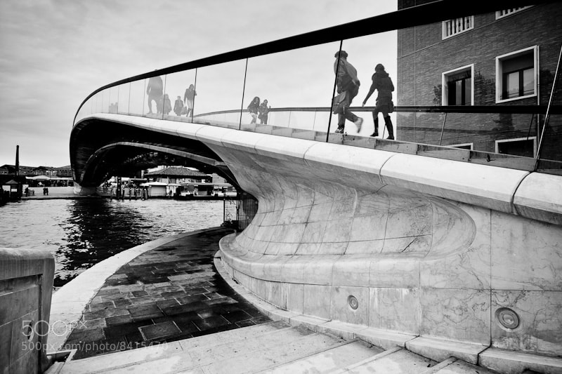 Photograph Curving by Florent Perroud on 500px