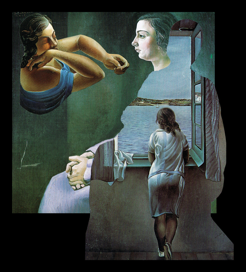 Ana Dali Collage