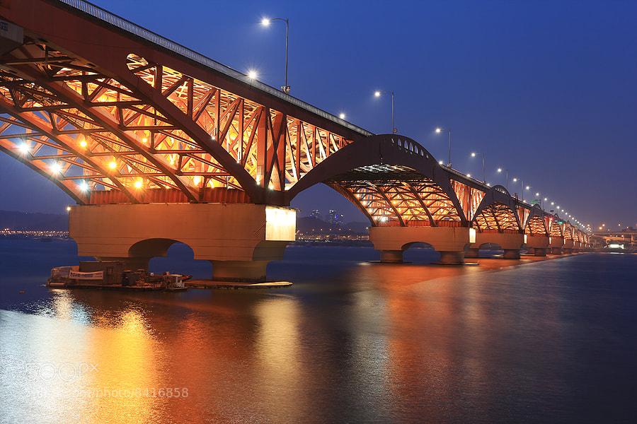 [集邮] 透过韩国邮票 体味韩国桥梁魅力(上38P) - 路人@行者 - 路人@行者