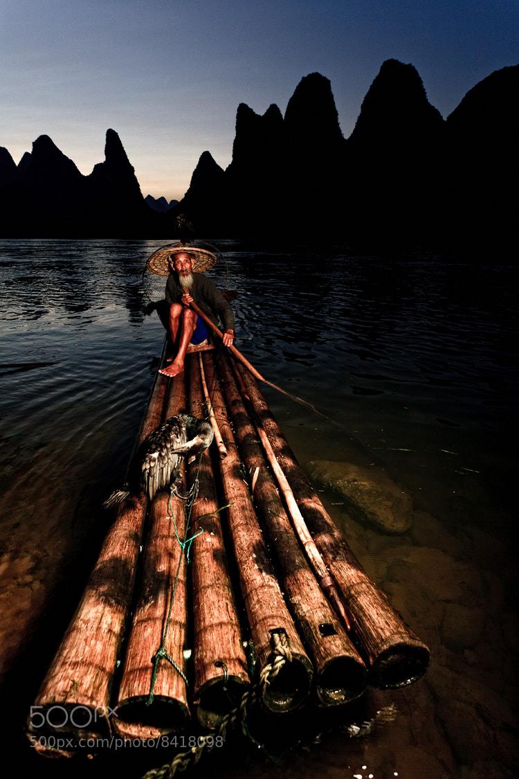 Photograph Li River  by Helminadia Ranford on 500px