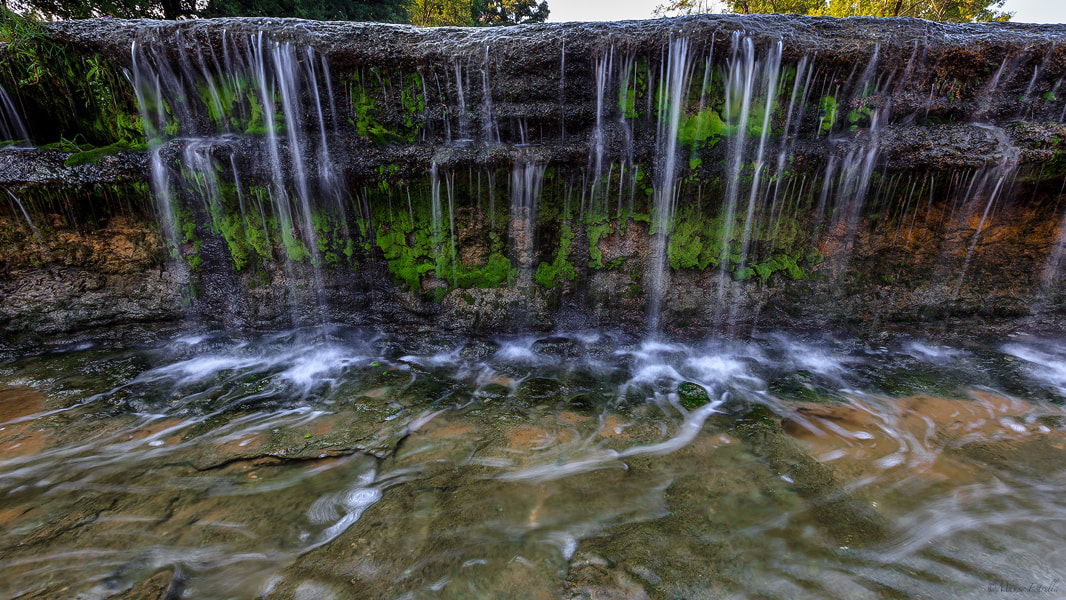 Photograph when water flows by Manny  Estrella on 500px