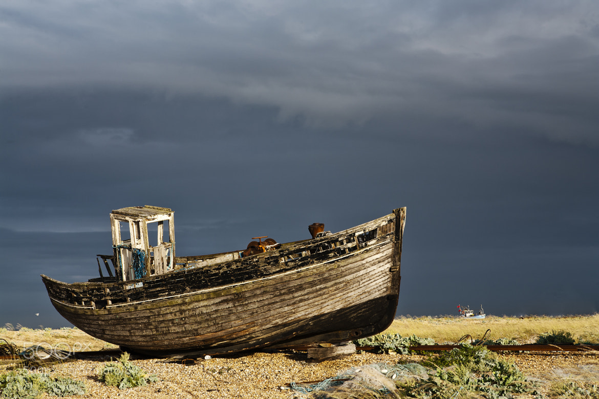 Photograph Shipwreaked by Del Smith on 500px