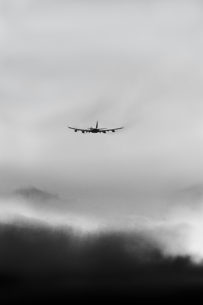 Photograph Jet Away by Jason Moskowitz on 500px