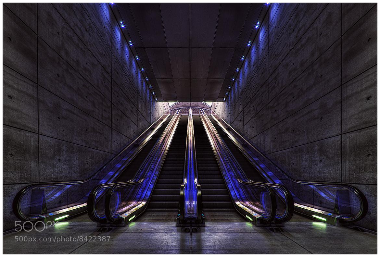 Photograph Triangelns Underground II by Thomas Juel on 500px
