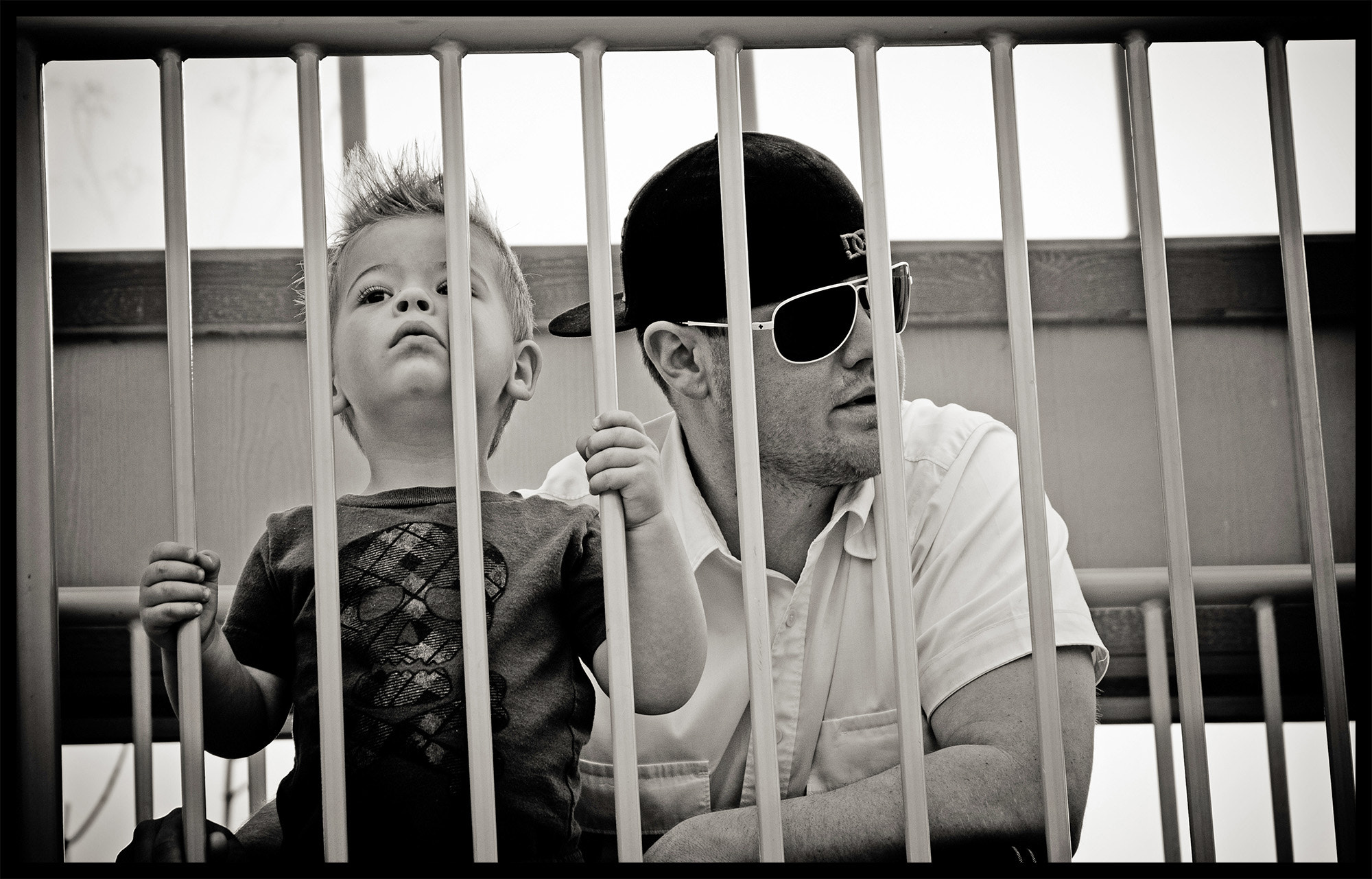 Photograph Behind Bars by Chet Carter on 500px