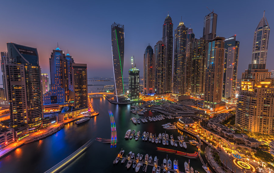 Spectacular Marina by Dany Eid on 500px.com