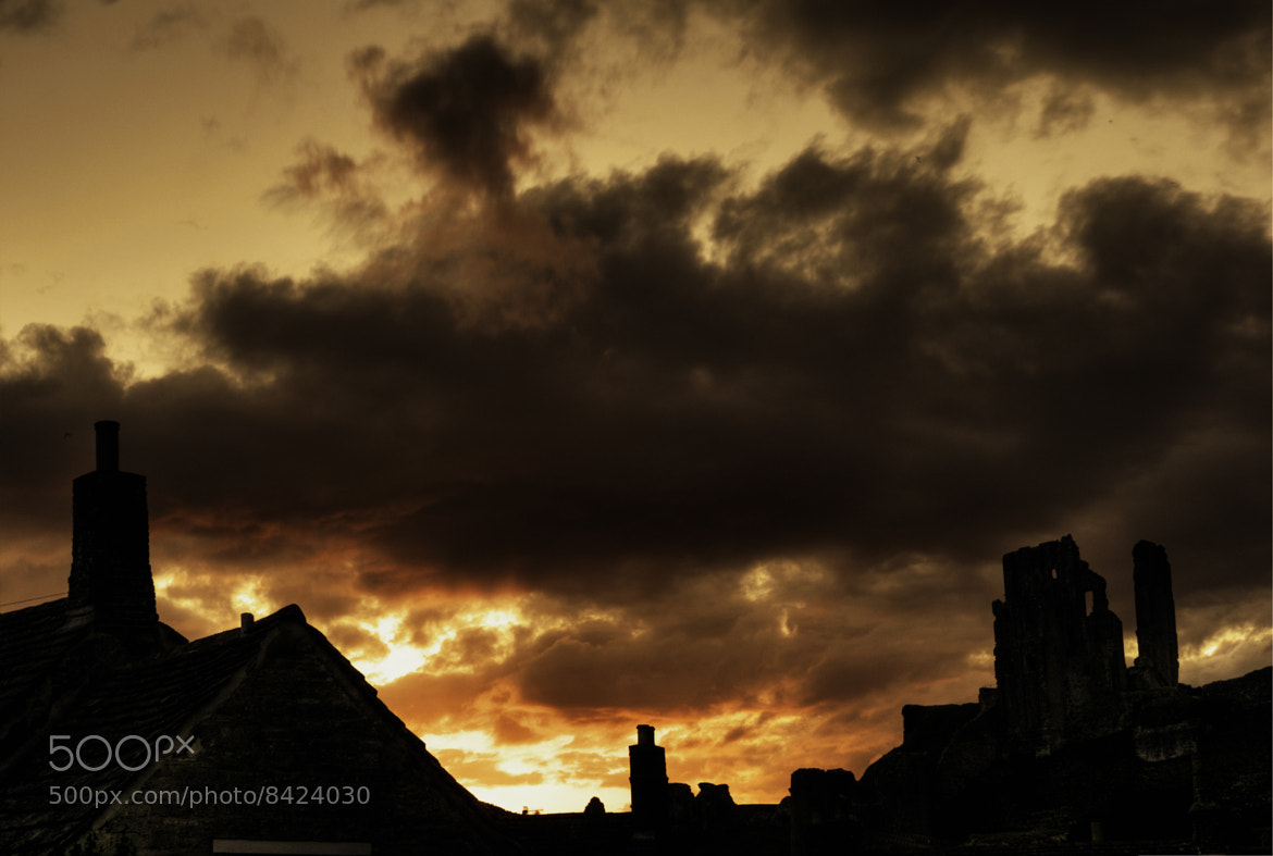 Photograph angry sky by Paul Farrelly on 500px