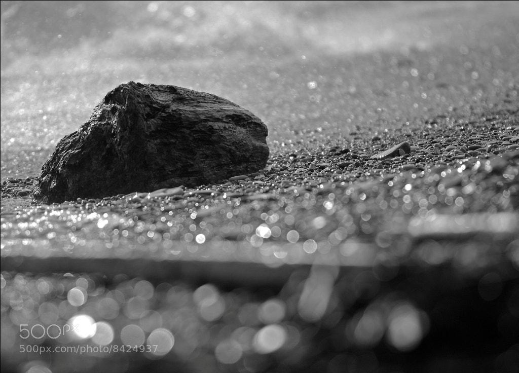 Photograph Black black sea by Marina Ivanova on 500px