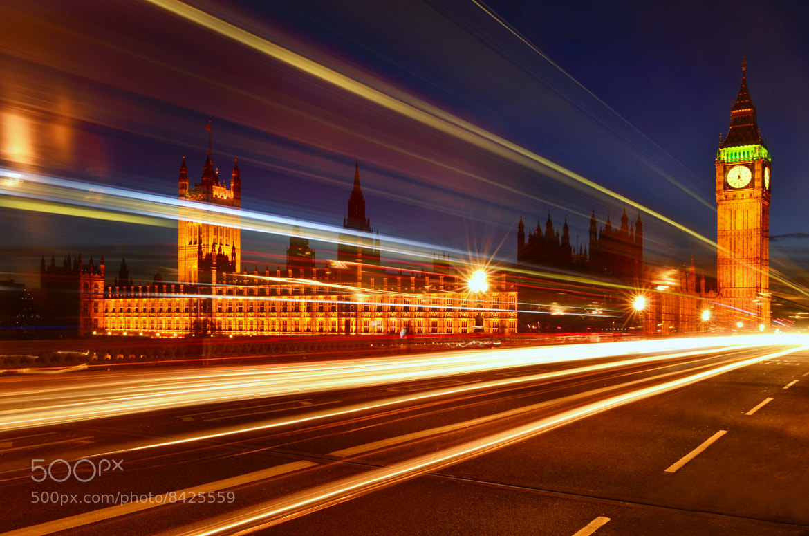 Photograph Big Ben @ London by noomplayboy  on 500px