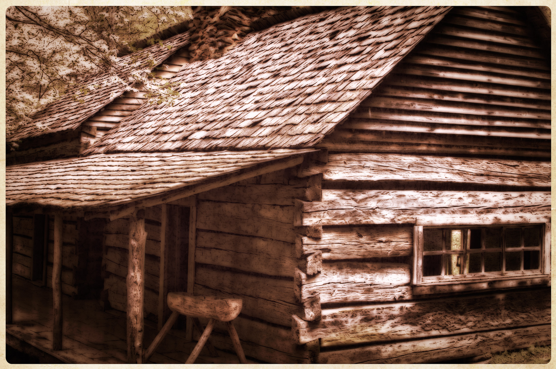 Photograph Cabin Dreams by Anthony Tokarz on 500px