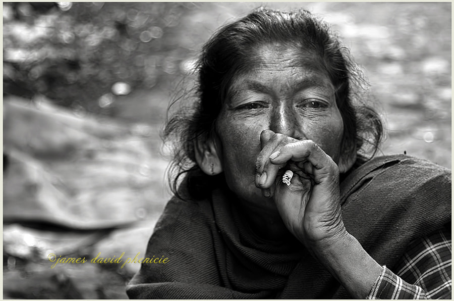 Nepal Series:  Shielding a Smoke
