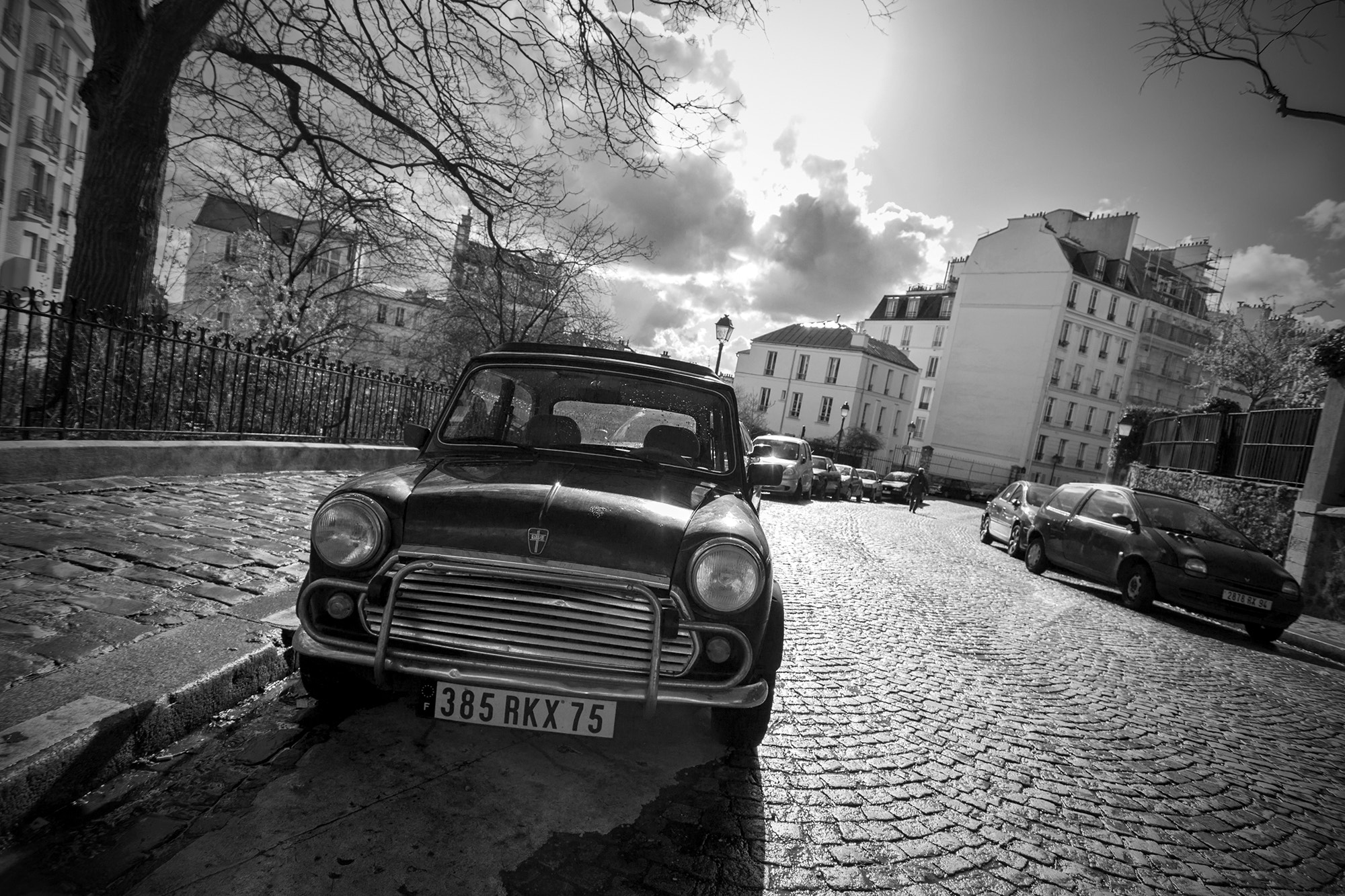 Photograph Montmartre by Chad Ellison on 500px